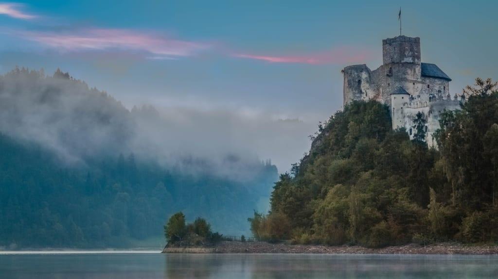 Zamek w Niedzicy,
