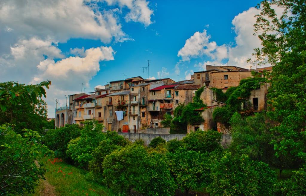 Cinquefrondi, Włochy,
