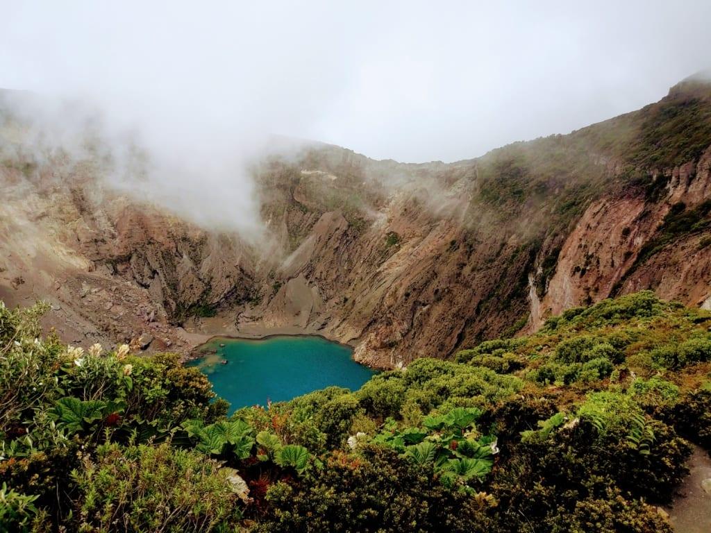 Park Narodowy Volcán Irazú, Kostaryka