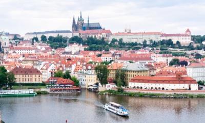 Praga, Czechy,