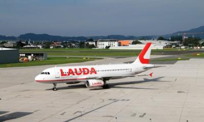 Samolot Lauda, fot. atimedia Pixabay