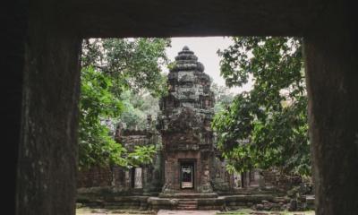 Siem Reap, Kambodża, fot. Colton Jones Unsplash