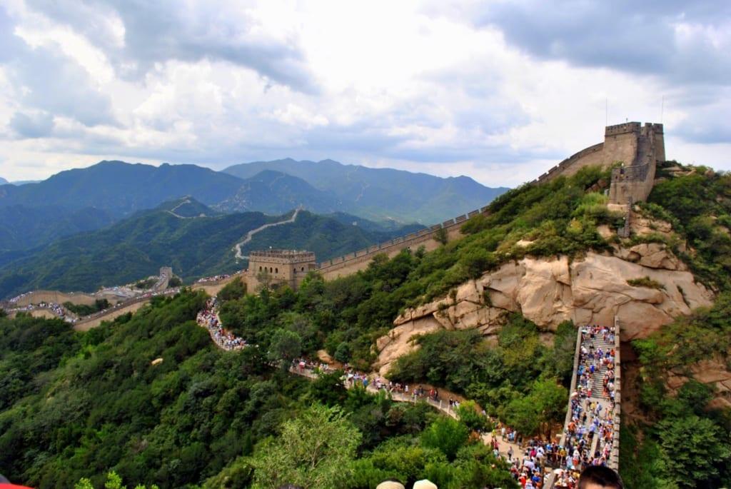 Wielki Mur Chiński,