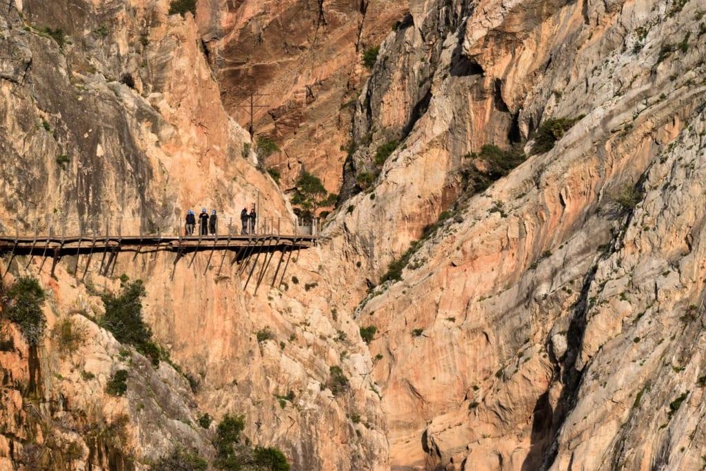 Caminito del Rey - Droga Króla, Andaluzja