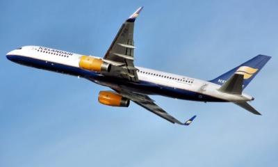 Icelandair, fot. skeeze Pixabay