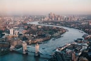 Wielka Brytania: wypełnij formularz przed podróżą