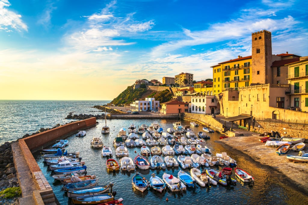 Marina of Piombino,
