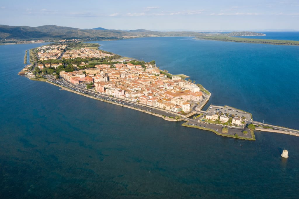 Orbetello, Włochy