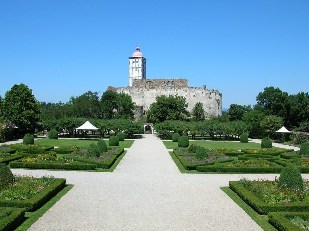 Zamek Schallaburg, austria