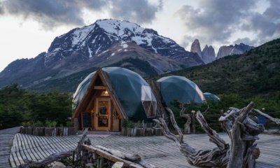 Eco Camp Torres del Paine, Chile, glamping