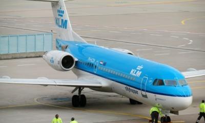 KLM, fot. Thomas B. Pixabay