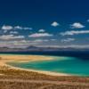 Plaże na wysie Fuerteventura