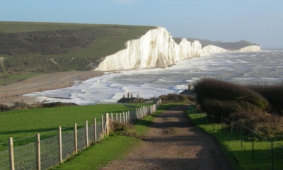 Seven Sister Chalk Cliffs, anglia
