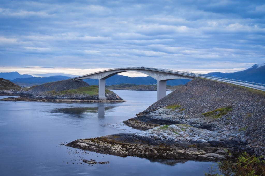 Droga Atlantycka, Norwegia,