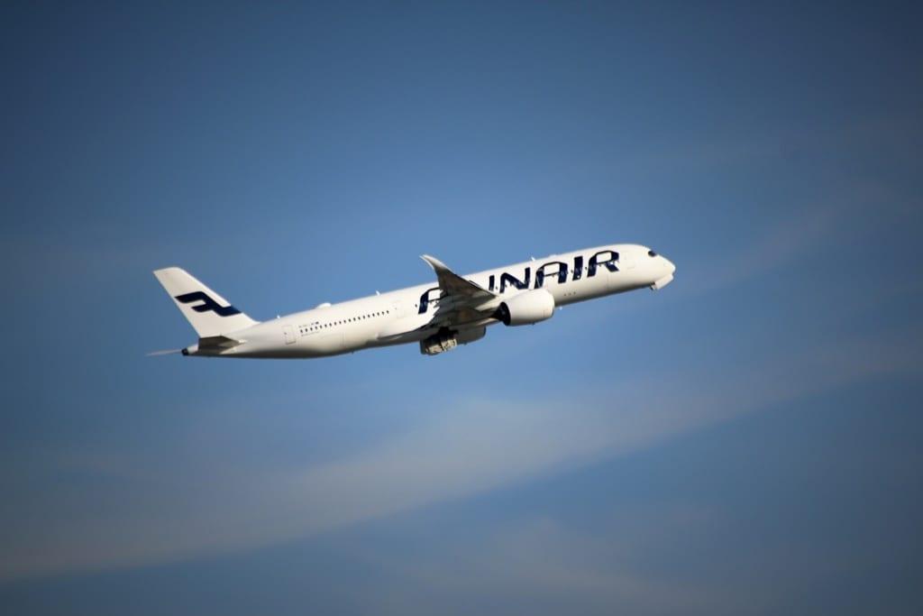 Finnair, fot. AI Leino Pixabay
