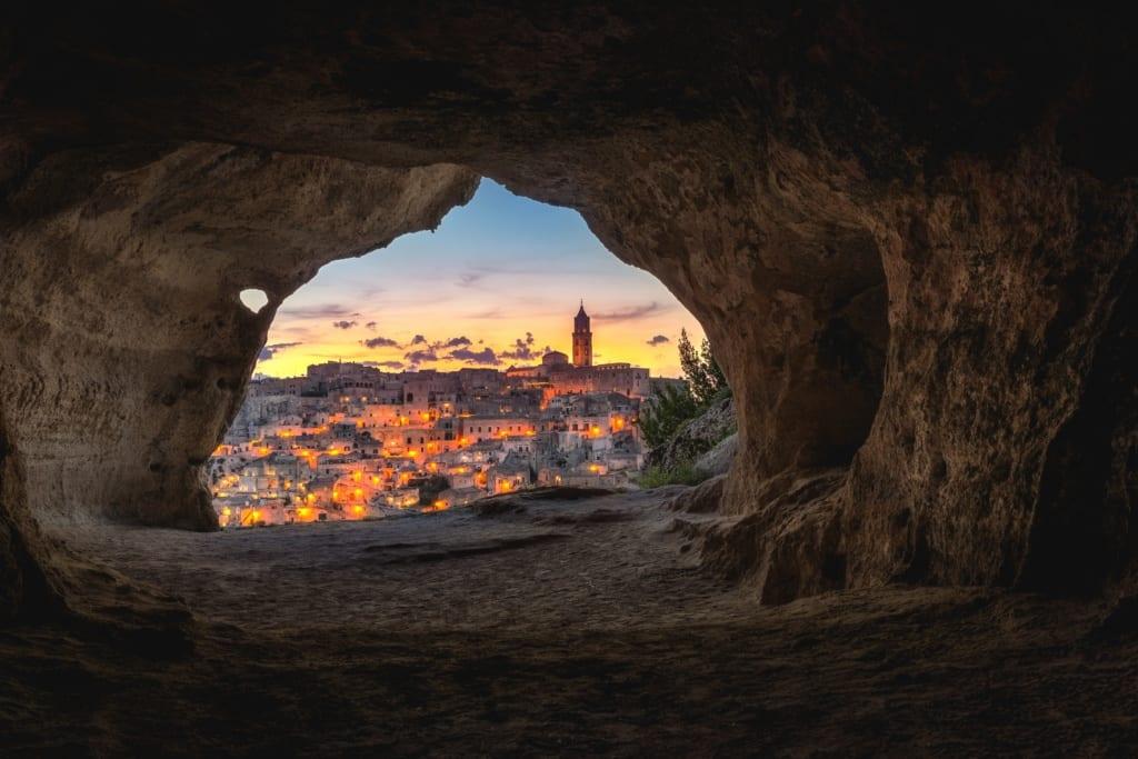 Matera, fot. Włochy