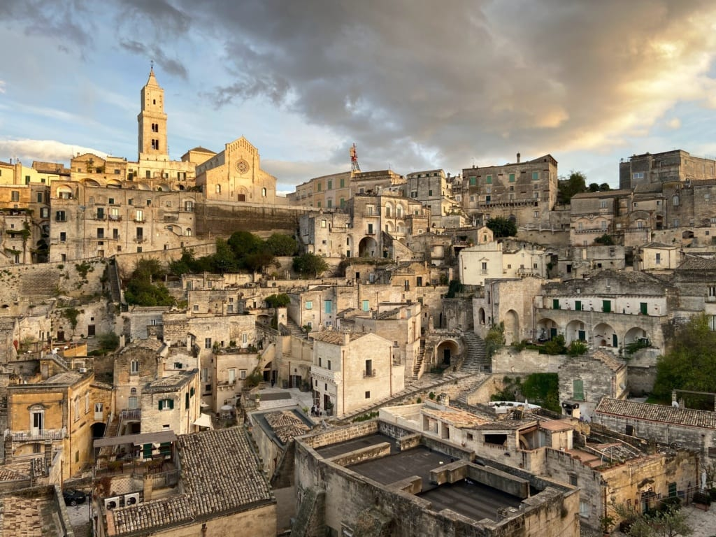Materaz, Włochy