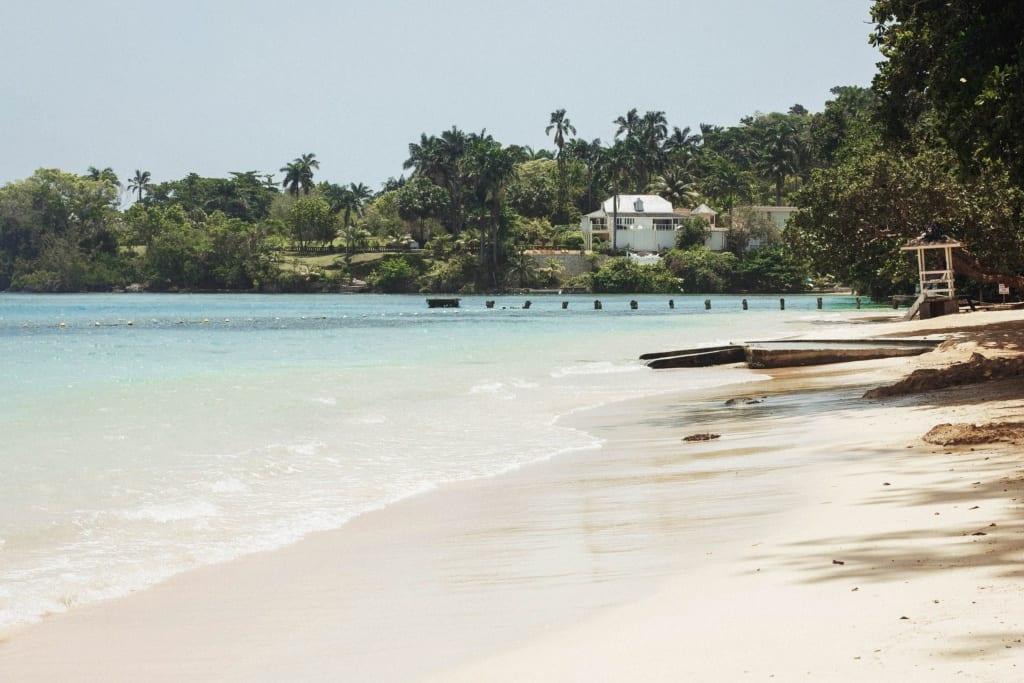 Ocho Rios, Jamajka,