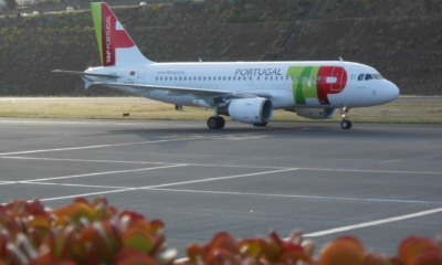 TAP Portugal, fot. Artur Filipe Santos Rodrigues Pixabay