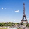 Wieża Eiffla, Paryż,