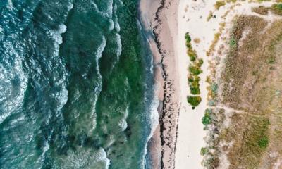 Wybrzeże Łotwy,