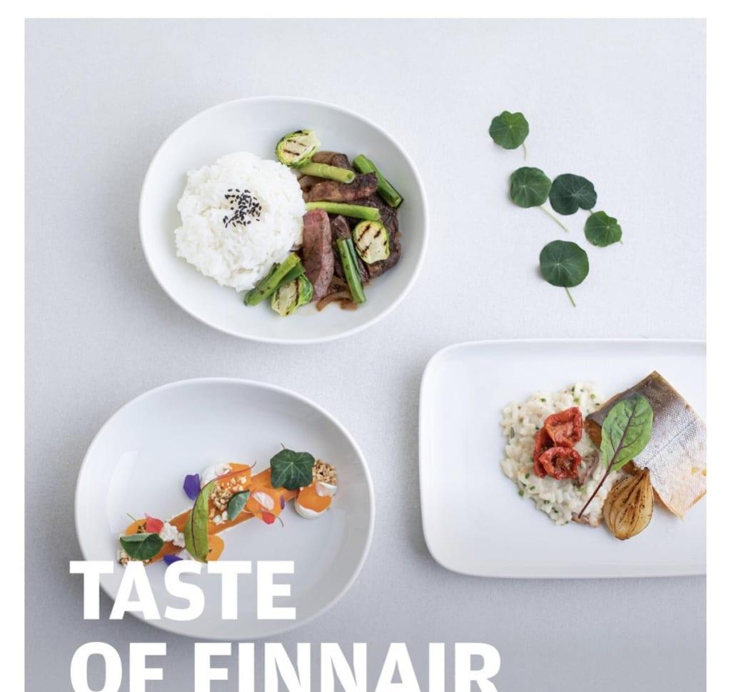 Taste of Finnair, fot. finnair.com
