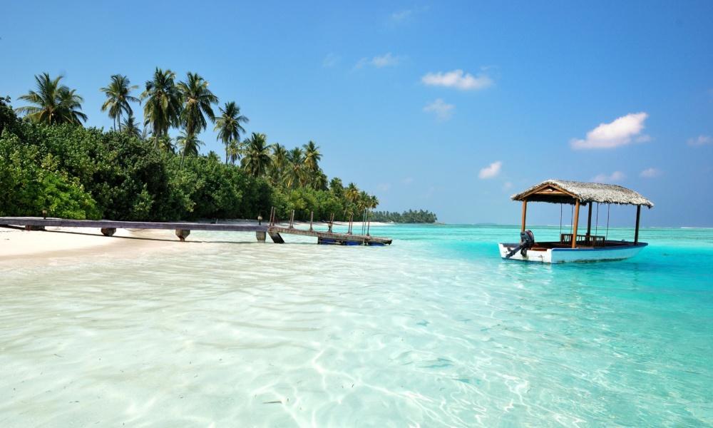 Medhufushi Island Resort, Malediwy,