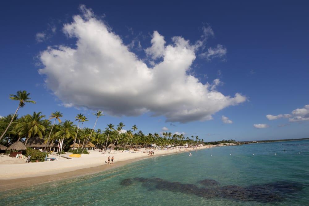 Playa Dominicus, dominikana