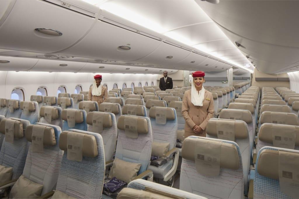 Emirates, klasa ekonomiczna, fot. Emirates