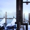 Zima w Wenecji, fot. María Julia Martínez Unspash
