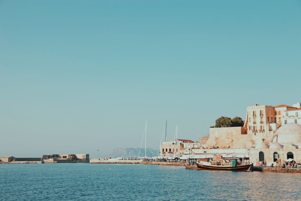 Chania, Grecja,