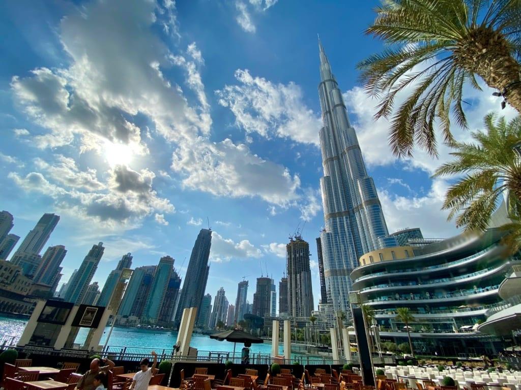 Dubaj, ZEA