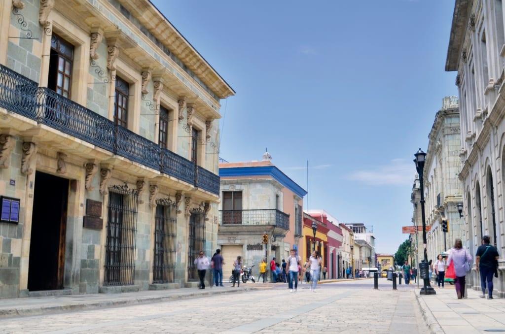 Oaxaca City, Meksyk