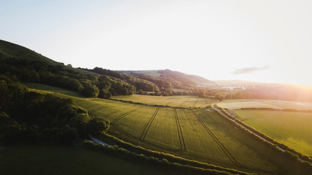 South Downs, Sussex, Anglia