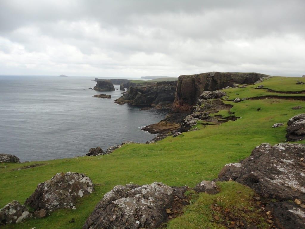 Szetlandy, Szkocja