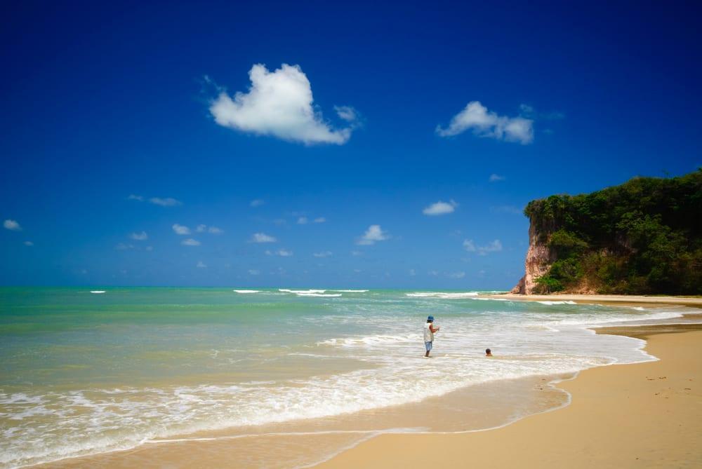 Baia dos Golfinhos, Brazylia, fot. Eric Gevaert Shutterstock