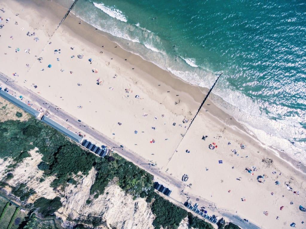 Bournemouth Beach, fot. Red Morley Hewitt Unsplash