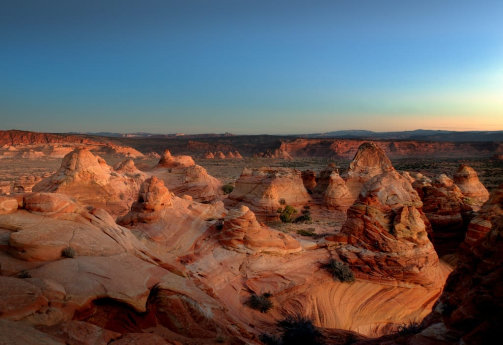 Coyote Buttes, Arizona,