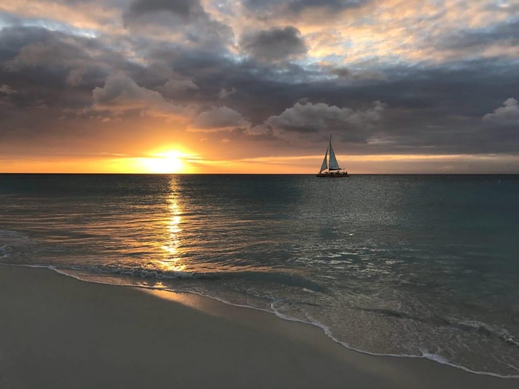 Eagle Beach, Aruba,