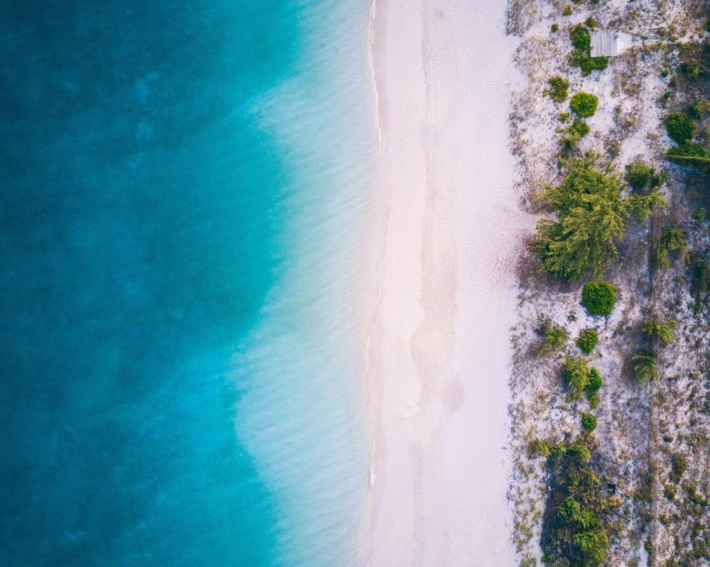 Grace Bay, Turks i Caicos,