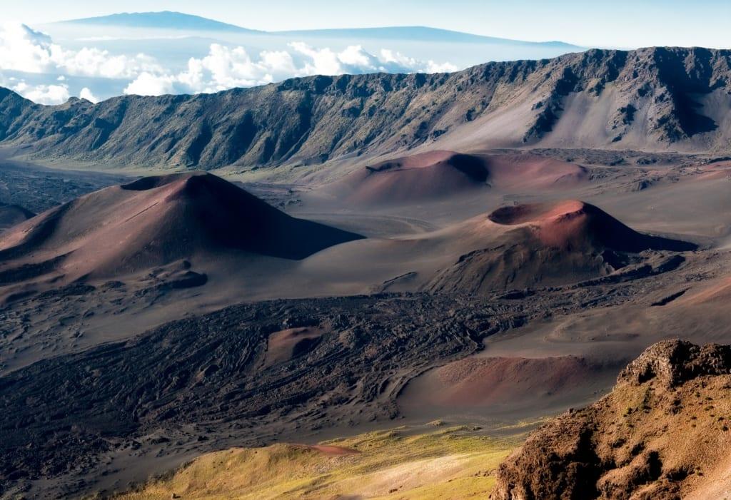 Haleakalā, Hawaje,
