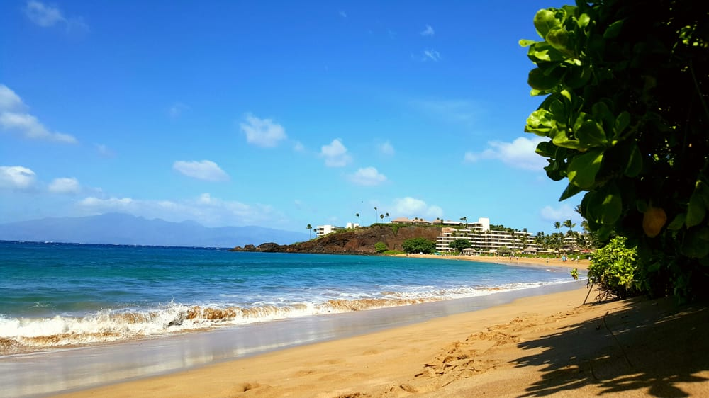 Ka'anapali Beach, Hawaje,