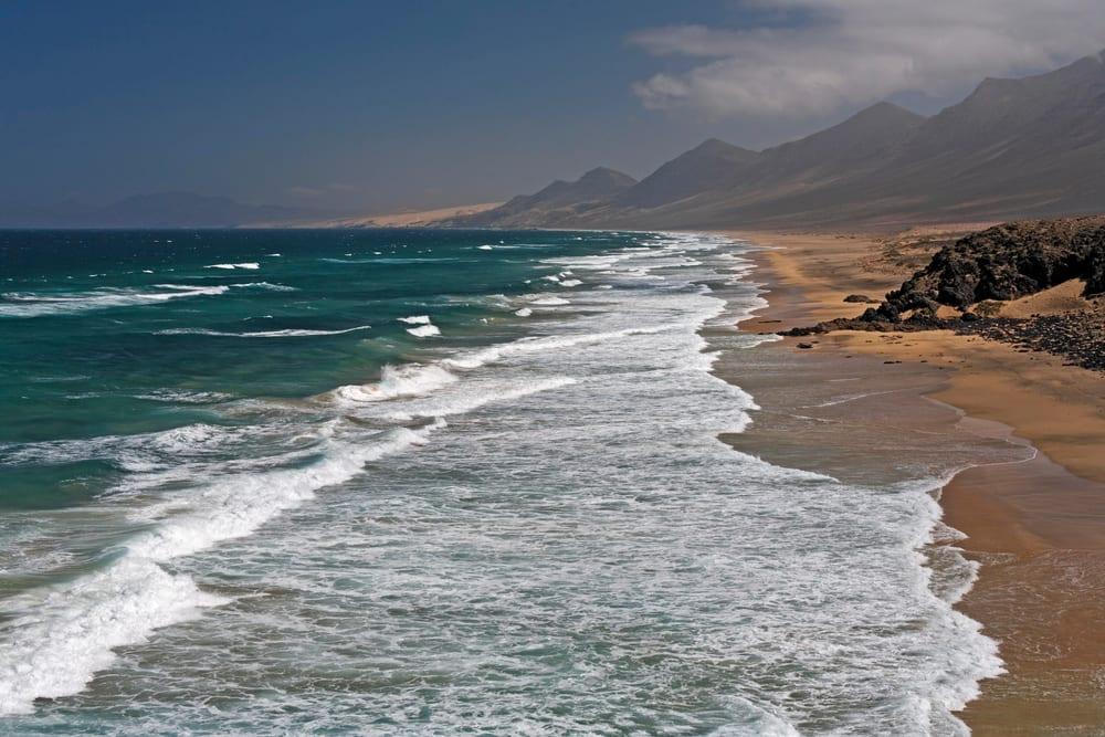 Playa de Cofete, Fuerteventura,