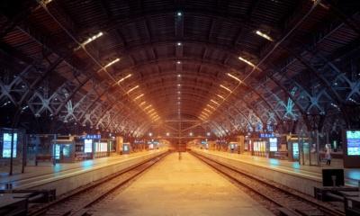 Dworzec w Lipsku,