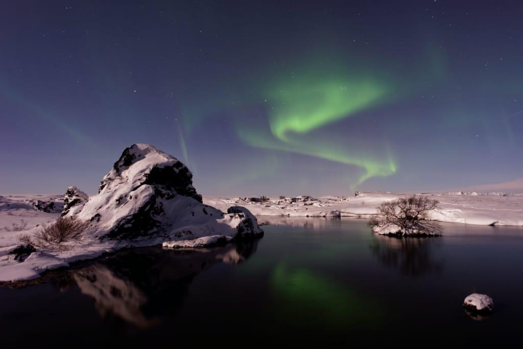 Jezioro Mývatn, fot. Vincent Guth Unsplash