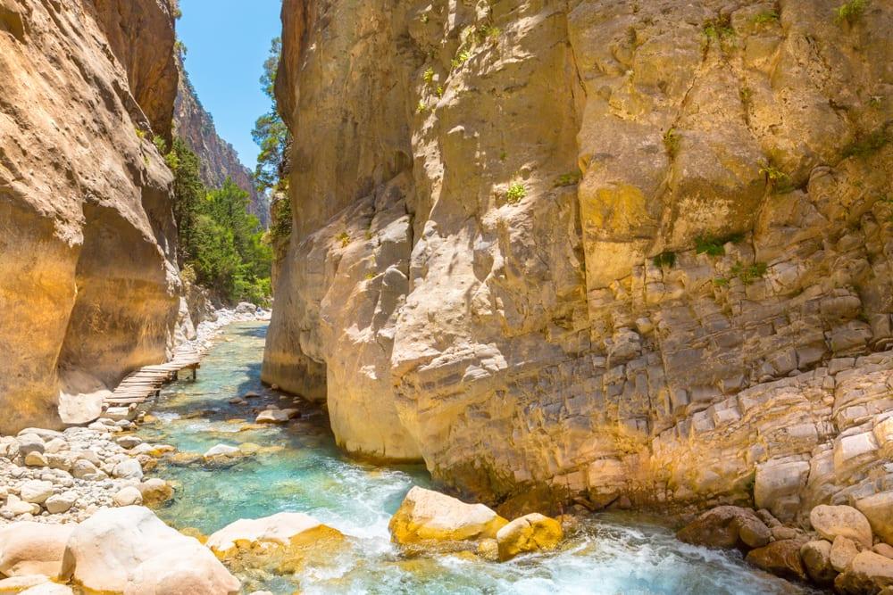 Samaria Gorge, Kreta
