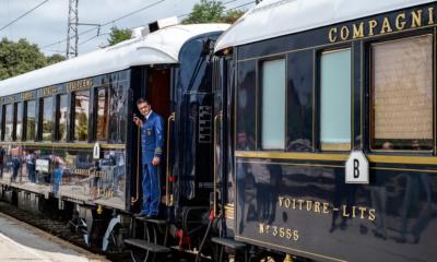 Orient Express, fot. Venice Simplon-Orient-Express