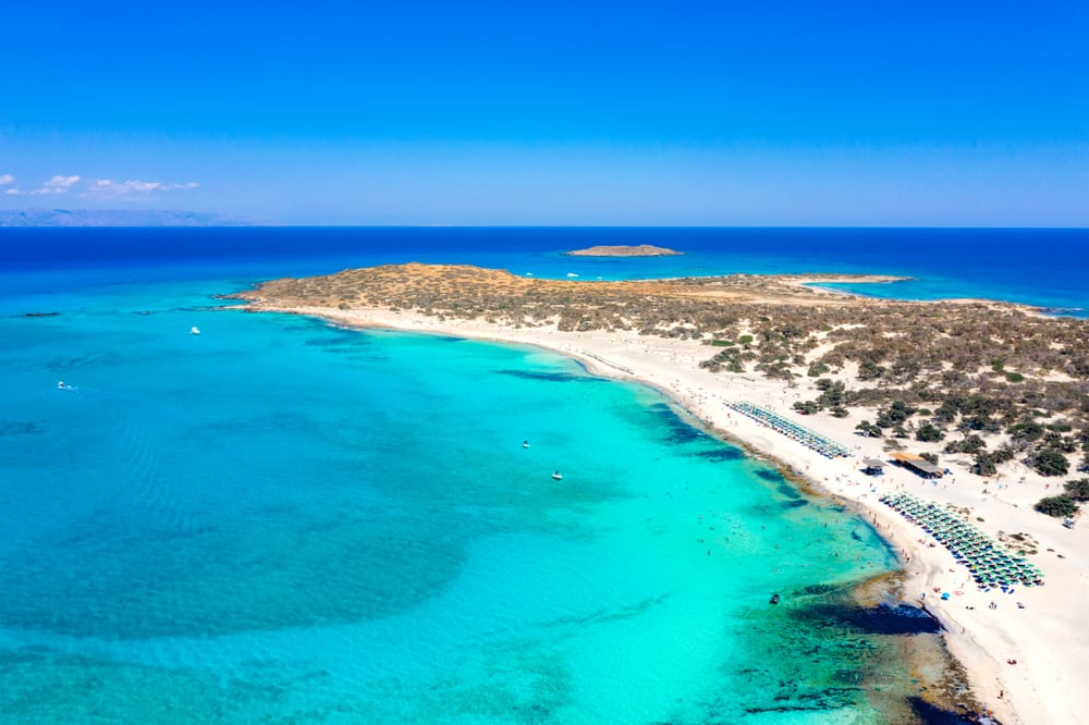 Wyspa Chrissi, Kreta, fot. Georgios Tsichlis Shutterstock