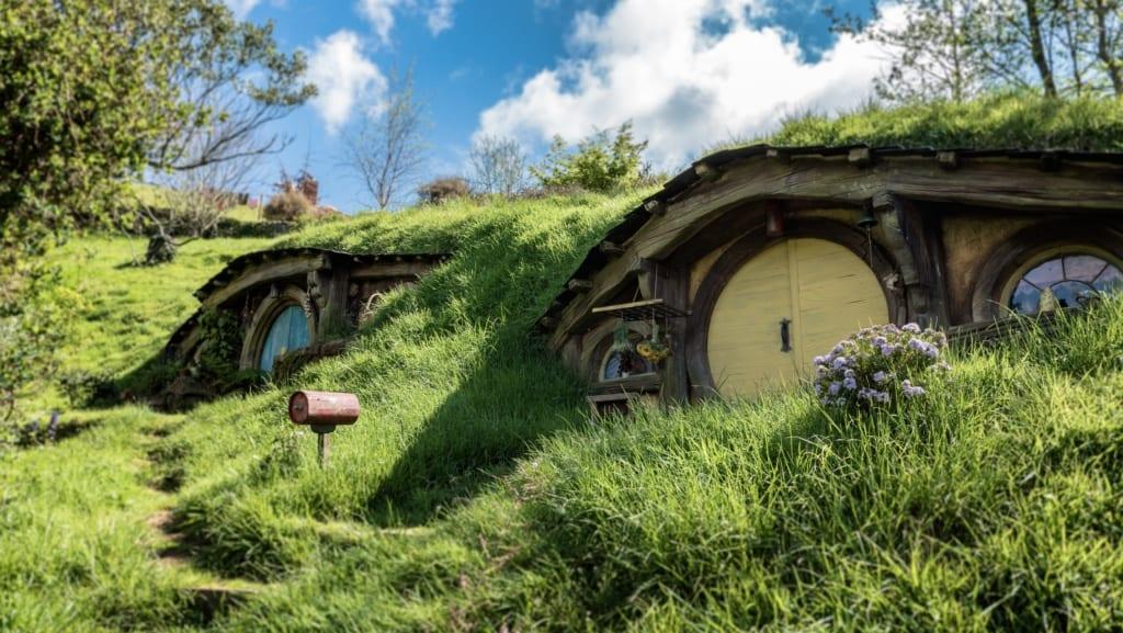 Z Nowej Zelandii turyści przywożą pamiątki związane z Hobbitem i Władcą Pierścini, fot. Thomas Schweighofer Unspas