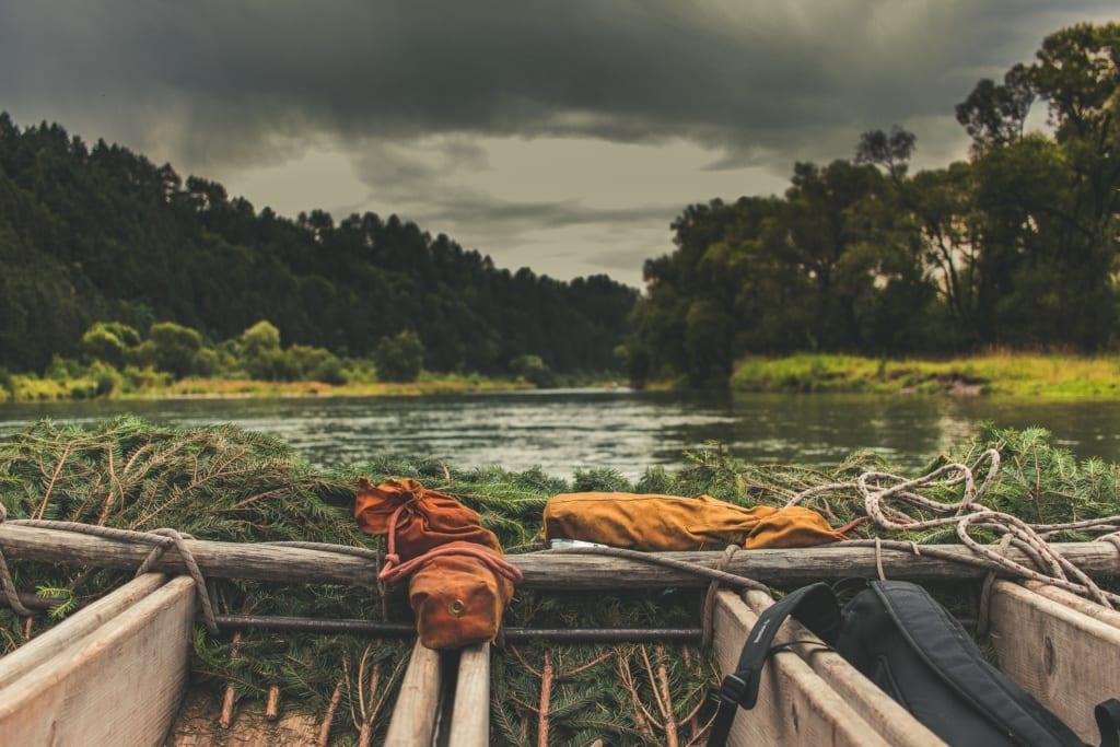 Spływ Dunajcem, fot. Pawel Janiak Unsplash